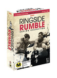 ESPN Ringside Rumble Boxing Collection DVD