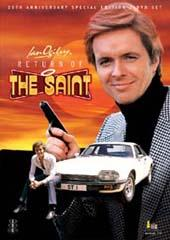 Return Of The Saint 25th Anniversary Special Edition (7 Disc Box Set) on DVD