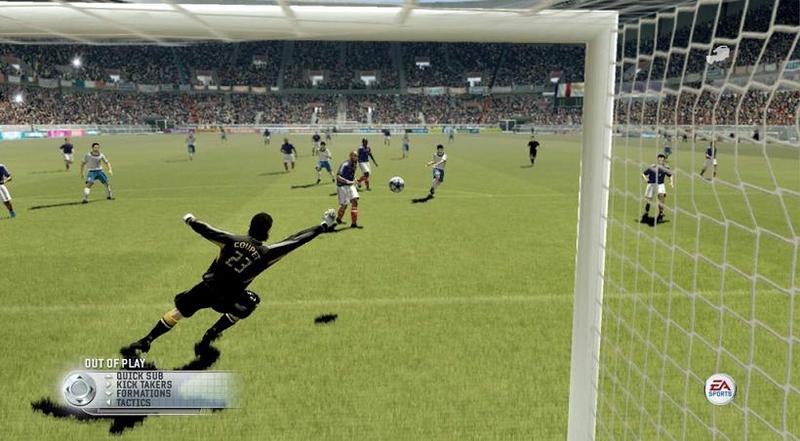 FIFA World Cup 06 screenshot