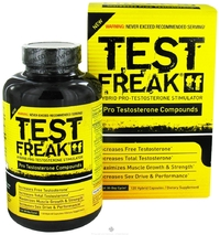 Pharma Freak Test Freak - 120 Capsules