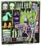 Monster High Create A Monster Starter Pack - Mummy & Grogon Girl