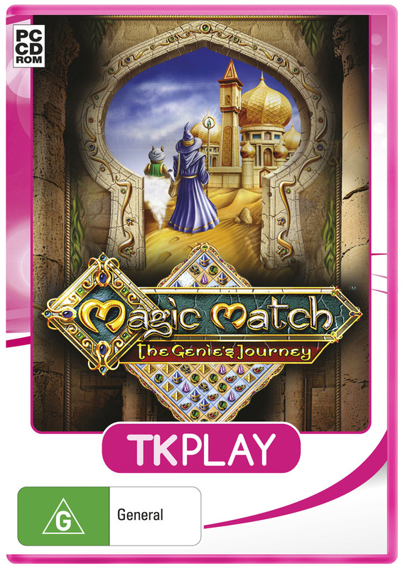 Magic Match (TK play) for PC