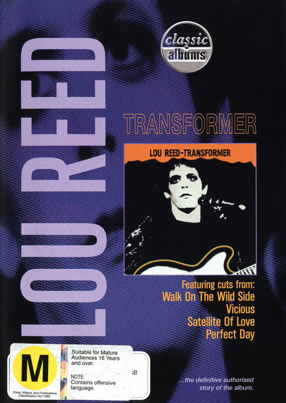 Lou Reed - Transformer on