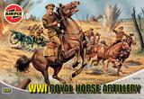 Airfix Kitset - Action Figures 1:72 - WWI Royal Horse Artillery