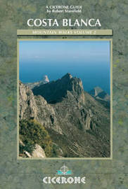 Costa Blanca Walks: Vol 1 West by Bob Stansfield image