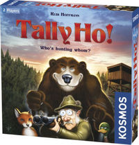 Tally Ho! - Board Game