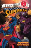 Superman Versus Mongul by Michael Teitelbaum
