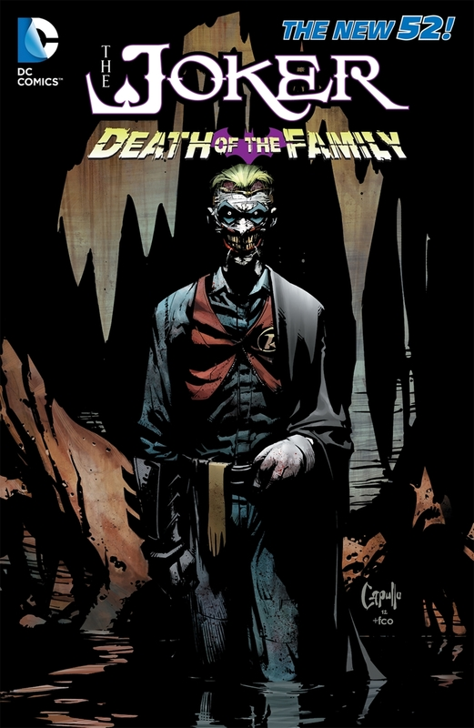 The Joker: Death of the Family (The New 52) by Scott Snyder