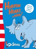Horton Hears a Who: Yellow Back Book by Dr Seuss