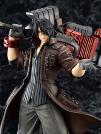 God Eater: 1/8 Lindow Amamiya - PVC Figure