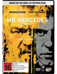 Mr. Mercedes: Season 1 on DVD