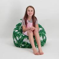 Croco Kids Bean Bag - Leaf
