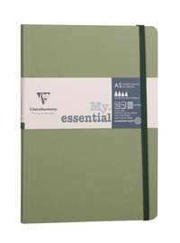 Clairefontaine: Age-Bag My Essential A5 Dot Grid - Green