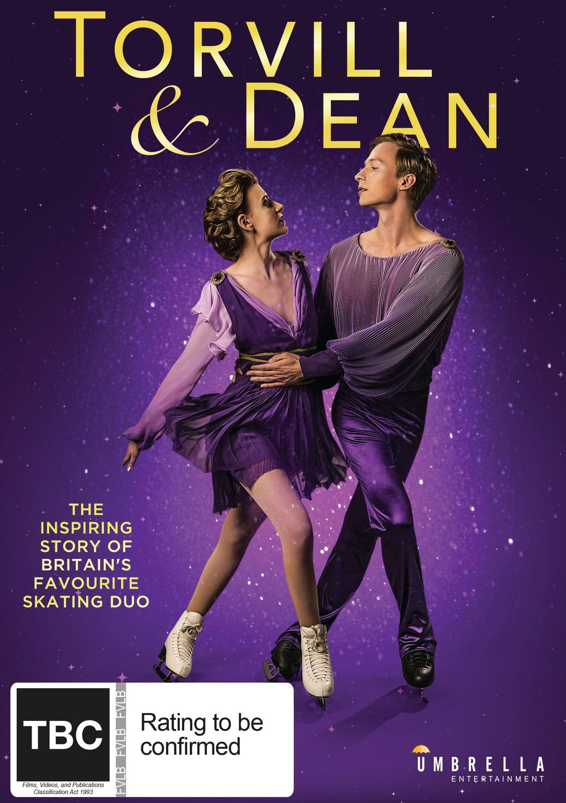 Torvill & Dean on DVD image