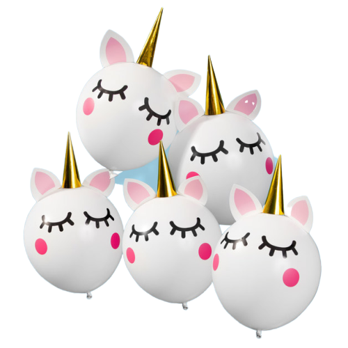 Firebox: Make Your Own - Unicorn Balloons