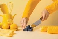Ototo: Blade Charcoal Knife Sharpener