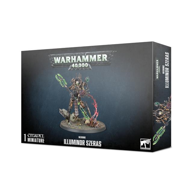 Warhammer 40,000 Illuminor Szeras