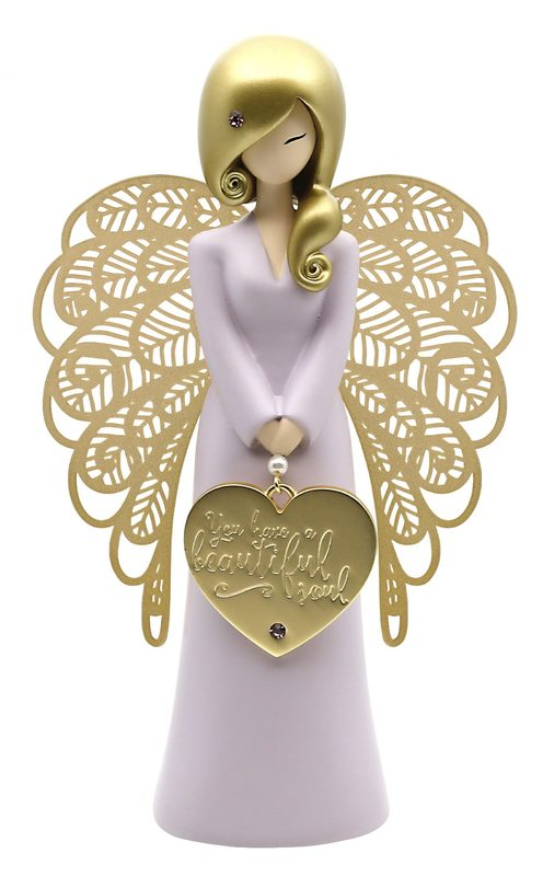 You are an Angel: Beautiful Soul Angel Ornament