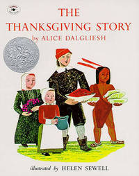 The Thanksgiving Story by Alice Dalgliesh image