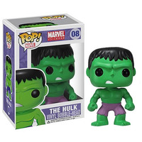 Marvel - Hulk Pop! Vinyl Bobble Head Figure