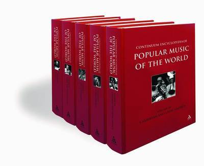 Continuum Encyclopedia of Popular Music of the World: Locations by John Shepherd image