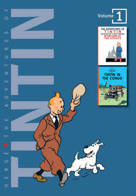The Adventures of Tintin: Volume 1 by Herge