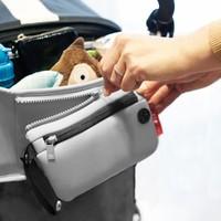 Skip Hop: Grab&Go Stroller Organizer - Platinum image