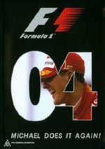2004 F1 Review on DVD