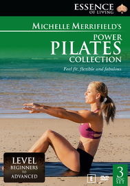Michelle Merrifield - Power Pilates Collection on DVD