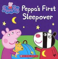 Peppa's First Sleepover by Ladybird