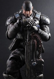 Gears of War: Marcus Fenix - Play Arts Kai Figure