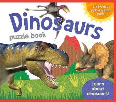 EVA Jigsaw Book Dinosaurs image