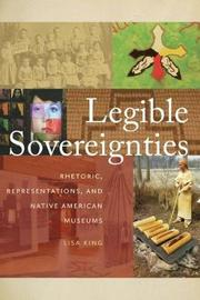 Legible Sovereignties by Lisa King image
