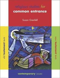 Religious Studies for Common Entrance Pupil's Book by Susan Grenfell image