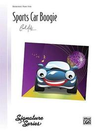 Sports Car Boogie by Carol Matz image