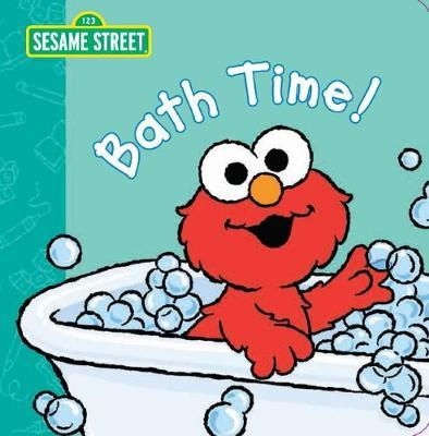 Sesame Street: Bath Time!