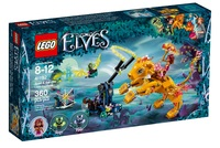 LEGO Elves: Azari & the Fire Lion Capture (41192)