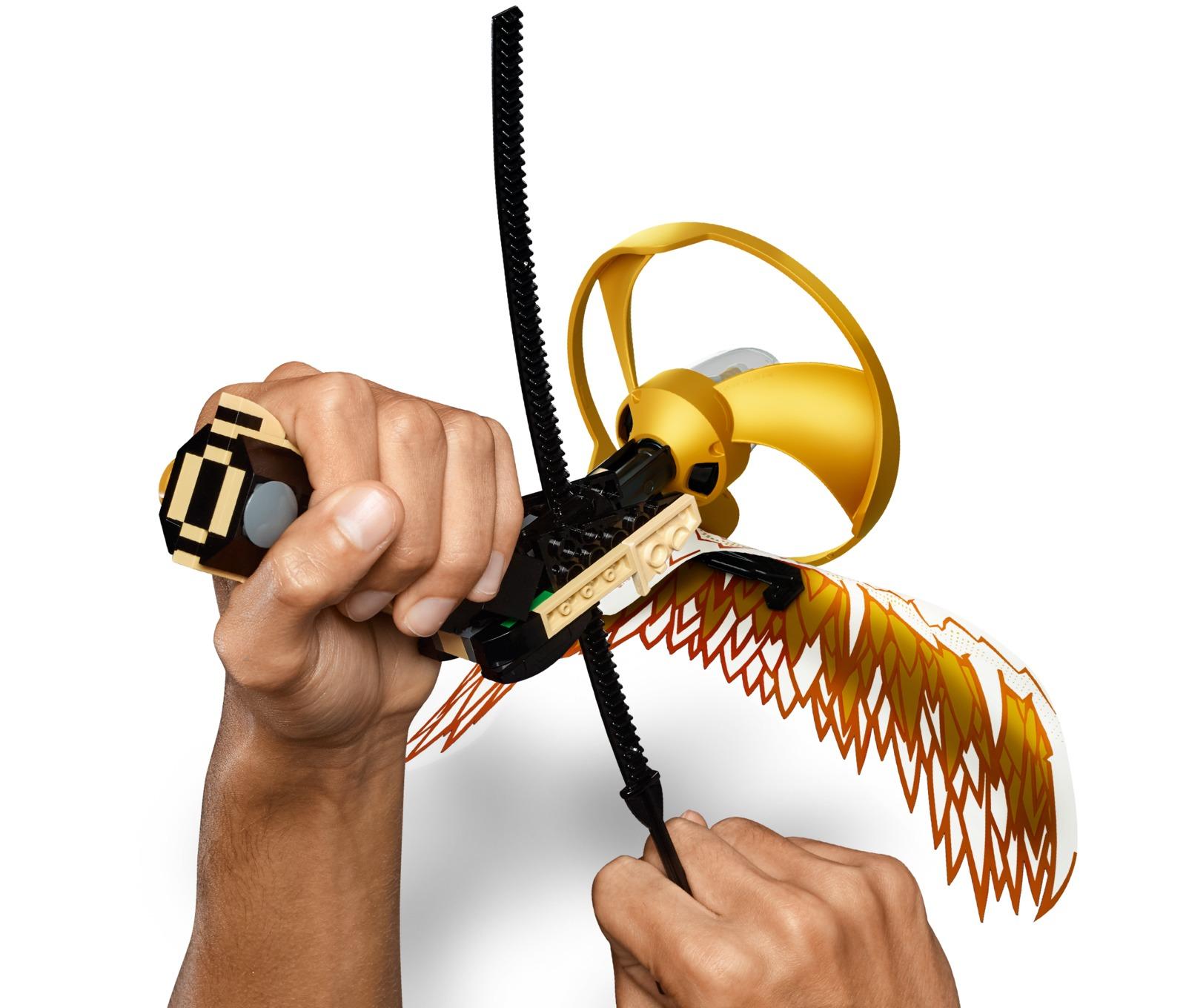 LEGO Ninjago - Golden Dragon Master (70644) image
