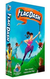 Flag Dash - Board Game image