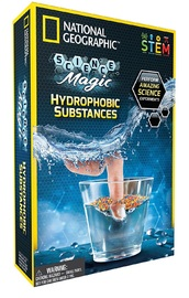 National Geographic: Hydrophobic Substances - Science Magic Kit