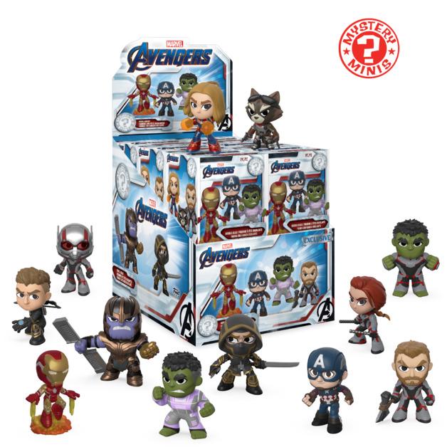 Avengers: Endgame - Mystery Minis - [WM Ver.] (Blind Box)