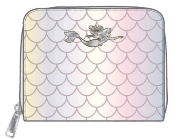 Loungefly: The Little Mermaid 30th Anniversary Purse - Ariel