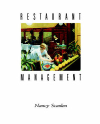 Restaurant Management by Nancy Loman Scanlon image