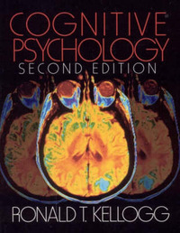 Cognitive Psychology by Ronald T. Kellogg image