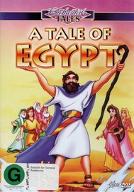Enchanted Tales - A Tale Of Egypt on DVD image