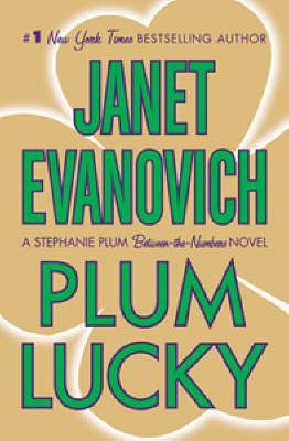 Plum Lucky (Stephanie Plum Between-the-Numbers) by Janet Evanovich image