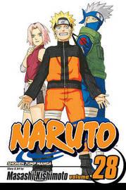 Naruto, Volume 28 by Kishimoto Masashi image