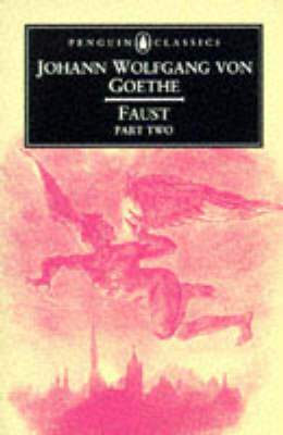 Faust: Pt.2 by Johann Wolfgang von Goethe