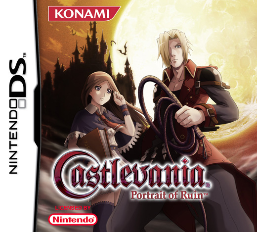 Castlevania: Portrait Of Ruin for Nintendo DS image