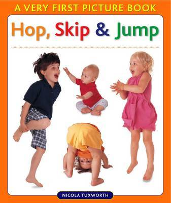Hop, Skip and Jump by Nicola Tuxworth